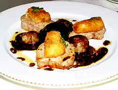 Hotel Raphael Veal Loin