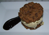 Ice Cream Sandwich  - The Parlour, Roger New York - Photo by Luxury Experience