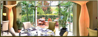 Perrots Garden Bistro, Hayfield Manor, Cork, Ireland - Dining Room
