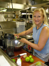 Debra C. Argen working at Ralph's on the Park, New Orleans