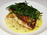 Citrus and Fennel Roasted Cod - Rathsallagh House, Dunlavin, Ireland