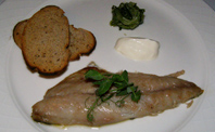Smoked Mackerel - Rathsallagh House, Dunlavin, Ireland
