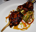 Szechuan Barbecued Quail - Rathsallagh House, Dunlavin, Ireland