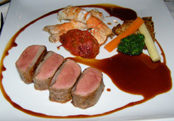 Restaurant 4, Hotel Ranga, Hella, Iceland - Icelandic Lamb and Lobster- Photo By Luxury Experience