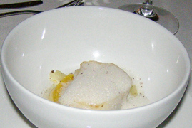 Restaurant 4, Hotel Ranga, Hella, Iceland - Salted Cod - Photo By Luxury Experience