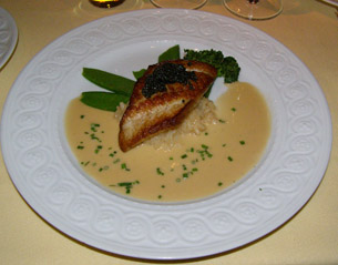 Restaurant JEAN-LOUIS  Sole - Greenwich, Connecticut, USA  - Photograph by Luxury Experience