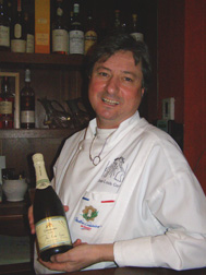 Master Chef Jean-Louis of Restaurant JEAN-LOUIS Greenwich, Connecticut, USA  - Photograph by Luxury Experience