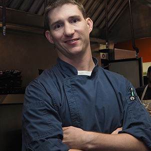 Chef Corey Fletcher - Revival Kitchen and Bar - Concord, NH - photo by Luxury Experience