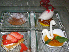 Rive Gauche Restaurant and Bar - Desserts