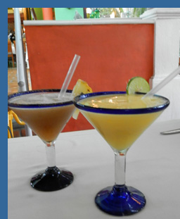 River Cafe Cocktails - River Cafe, Puerto Vallarta, Mexico - photo by Luxury Experience