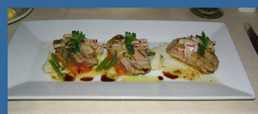 Seared Tuna - River Cafe, Puerto Vallarta, Mexico - photo by Luxury Experience