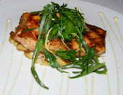 Salmon - The Saddle Room, The Shelbourne Hotel, Dublin, Ireland