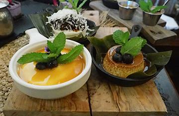 Desserts - Samba Montclair, NJ USA - photo by Luxury Experience