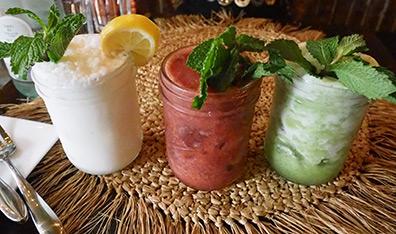 Fresh Juices - Samba Montclair, NJ USA - photo by Luxury Experience