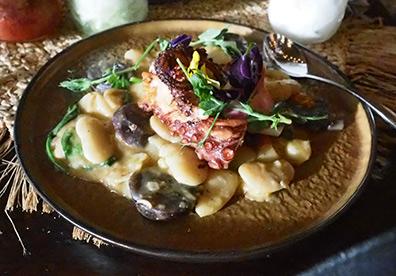 Octopus - Samba Montclair, NJ USA - photo by Luxury Experience