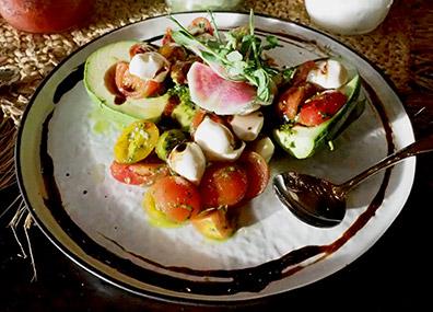 Salad - Samba Montclair, NJ USA - photo by Luxury Experience
