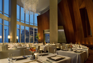 Sixteen Restaurant at Trump International Hotel and Tower Chicago