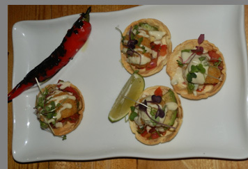 Fish Tacos - Sixty 5 on Main - Nyack, NY - photo by Luxury Experience