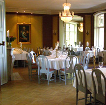 Sofiero Palace Restaurant Dining Room