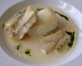 Pike Perch and White Asparagus - Sofiero Palace Restaurant, Helsingborg, Sweden