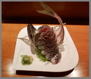 Aji - Sushi Dojo NYC - photo by Luxury Experience