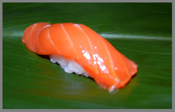 Tasmanian Trout - Sushi Dojo NYC - photo by Luxury Experience