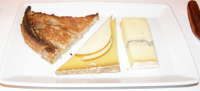 Cheese Plate - T. W. Food