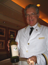 Gianfranco of The Café, Taj Boston