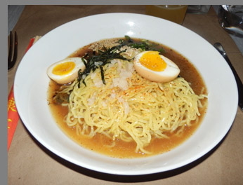 Tonkotso  Ramen- photo by Luxury Experience