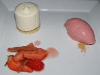 Dessert - Restaurant at Torekov Hotell, Torekov, Sweden