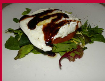 Fresh Buffalini Mozzarella -photo by Luxury Experience