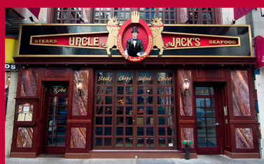 Uncle Jack's Steakhouse Midtown - NY, NY, USA