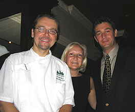 Chef Ari Nieminen, Debra and Haim