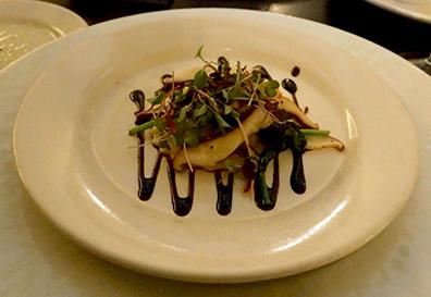 Fresh Mushroom Ravioli - West Street Grill, Litchfield, CT - photo by Luxury Experience