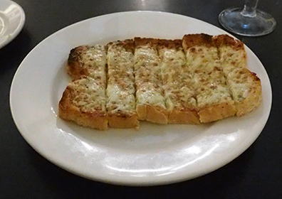 Parmesan Aioli Peasant Bread - West Street Grill, Litchfield, CT - photo by Luxury Experience