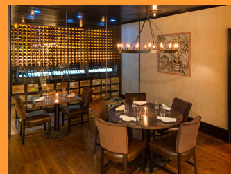 Winston Restaurant - intimate Dining, Mt. Kisco, NY, USA