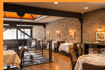 Winston Restaurant - Upstaires Dining, Mt. Kisco, NY, USA