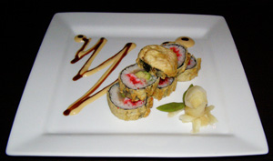 Warm Maki, Yamada Chop at Restaurant Yamada, Mont-Tremblant, Canada - Photo by Luxury Experience