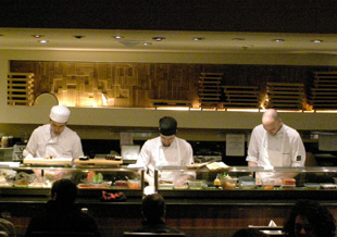 Sushi Chefs at Restaurant Yamada, Mont-Tremblant, Canada - Photo by Luxury Experience