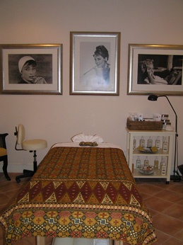 The Abaco Club Spa Treatment Room