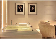 Adlon Day Spa Treatment Room, Hotel Adlon Kempinski