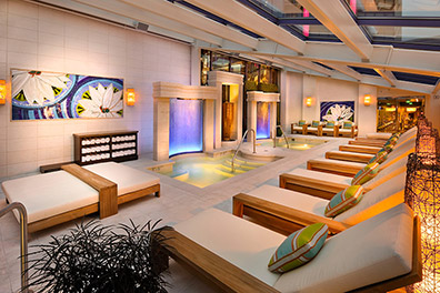 Atlantis Casino Resort Spa - Aqua Spa Lounge