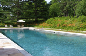 Swimming Pool - The Potting Shed at Blantyre, Lenox, Massachusetts, USA - Photo by Luxury Experience