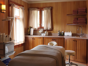 Treatment Room - The Potting Shed at Blantyre, Lenox, Massachusetts, USA