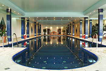Spa at Bovey Castle Pool