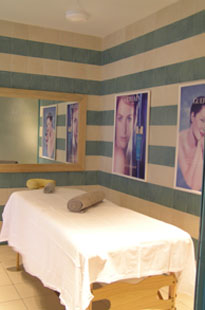 Treatment room at The Spa at Cap Est Lagoon Resort and Spa