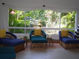Spa at Ceiba del Mar Beach & Spa Resort Reception Area