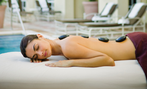 ESPA Hot Stones Treatment at Acqualina Resort and Spa on the Beach, Sunny Isles Beach, Florida - Miami, Florida