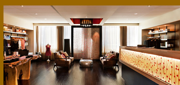 Exhale Spa and Fitness Center - Battery Wharf Hotel, Boston, MA, USA