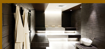 Turkish Hammam - Exhale Spa and Fitness Center - Battery Wharf Hotel, Boston, MA, USA